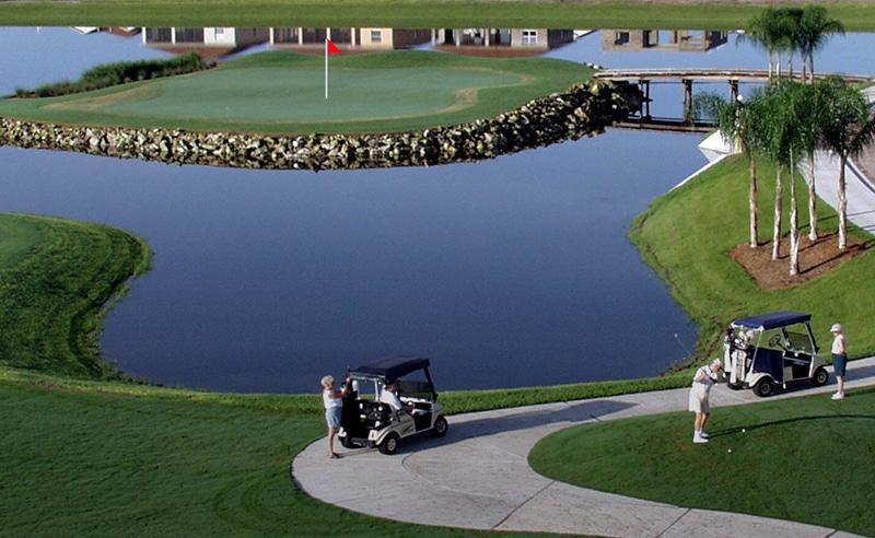 international golf maintenance