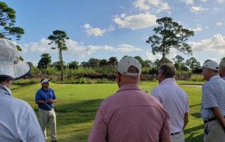 sandridge golf club practice facility