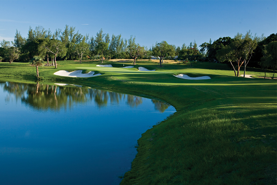Outsourcing Golf Course Maintenance
